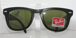 Ray-Ban Folding Wayfarer Polarized RB4105 601S/9A